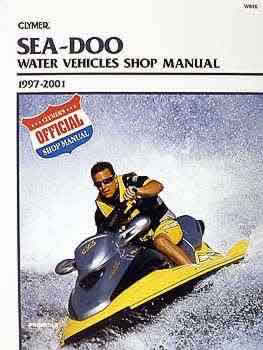 jet ski manuals sea doo repairs manuals engines seadoo jetski rh thejetworks co uk
