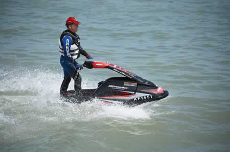 Seadoo 3 places