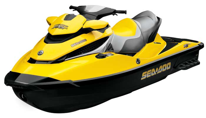 Seadoo rxt Manual